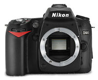 I need two D90 or D300s Nikon bodies