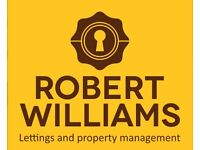 Robert Williams Lettings - Landlords Required, Tenants waiting