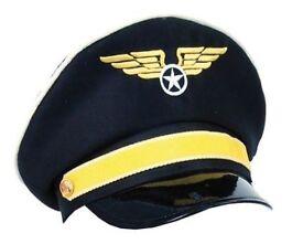 Air pilot hat