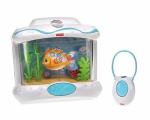 Fisher Price Aquarium with remote