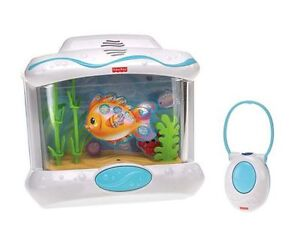 Fisher Price Crib Music and Light Fish Tank