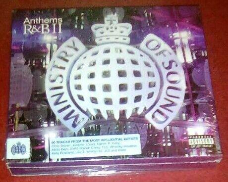 MINISTRY OF SOUND R&B ANTHEMS - 2