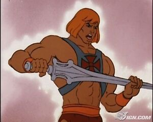 Wanted He-Man and the Masters of the Universe toys
