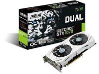 ASUS Dual series GeForce Graphics Card, GPU