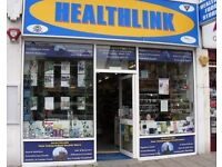 Health Food Shop Business for Sale in Shoreham-by-Sea, Lancing, & Henfield, West Sussex