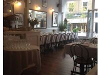 Beautiful French Restaurant Business For Sale In Waltham Forest, Greater London