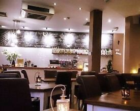 Luxury Coffee Shop and Presseco Lounge Bar Business for Sale in Sheffield, South Yorkshire