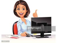 Evening/Weekend Office Worker available