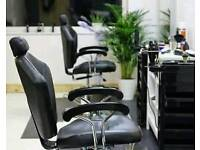 Barber chair rent