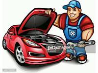 Car mechanic and bodywork sprayer wanted for busy garage