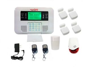 $9.9/month home alarm security system!