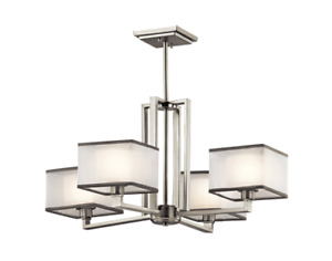 Kichler Kailey Collection 4 Light Chandelier