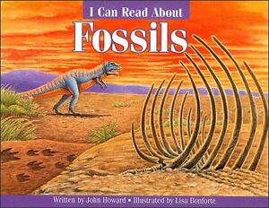 I Can Read About Fossils  (NEW)
