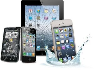 iPad, Tablet l, smart phone fixed while you wait.