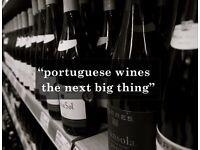 Portugese vintage wine