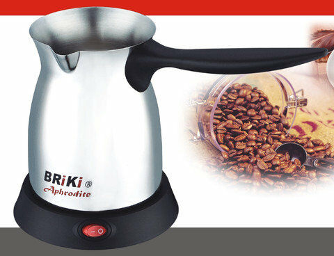 Briki Aphrodite Electric Coffee Maker In Stock Other