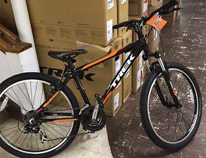trek 3500 Black Catalyst Orange Mountain Bike Bicycle