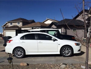 2015 Mitsubishi Lancer SE SportBack Limited Edition-REDUCED