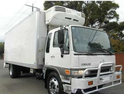 2000 Hino Ranger Refrigerated - Rent To Own From $350 P/Week West Footscray Maribyrnong Area Preview
