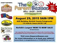 HUGE MOM TO MOM SALE - BOOK YOUR TABLES!