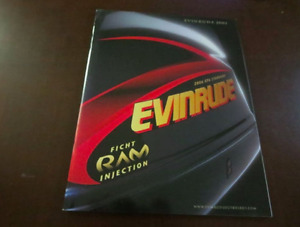 1980s - 2010s Johnson & Evinrude Boat Outboard Motor Brochures