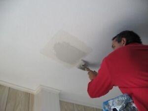 Water Leak Drywall Repair 416 838 5050