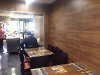 RESTAURANT AND TAKEAWAY LEASE FOR SALE ON GREEN STREET FOREST GATE E7