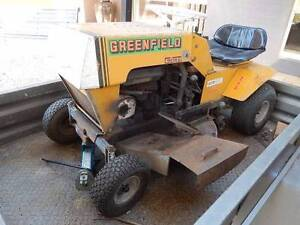 Greenfield Rideon Mower Torquay Fraser Coast Preview
