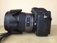 Panasonic LUMIX DMC-GH1 12.1MP DIgital Camera - Body Only (takes interchangeable lenses).