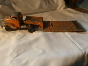 Antique Metal Toy Truck- Hubley