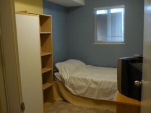 A PRIVATE FURNISHED ROOM AT CONVENIENT LOCATION