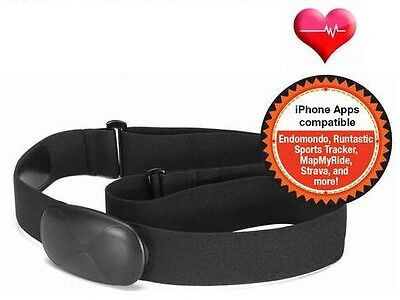 i-gotU HRM-10 Bluetooth Heart Rate Monitor for iPhone 4S 5 iPad 4 Mini new ipad  on Rummage