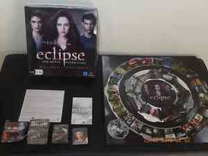 Twilight Eclipse Board Game Shorewell Park Burnie Area Preview