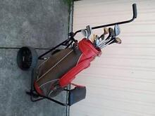 Golf Bag and Clubs Caulfield South Glen Eira Area Preview