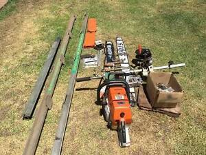 Westford Chainsaw Rail Mill Collie Collie Area Preview