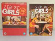2 Broke Girls Seasons 1-3 (REGION 2) Shorewell Park Burnie Area Preview