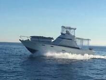 Randell 32 flybridge cruiser, Hillarys Marina Perth Region Preview