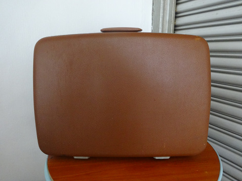 2 Second Hand Suitcase from 70-80s (Film)