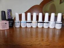 UV/ LED Gel Nail polish- CND, Harmony Gelish and OPI Maroochydore Area Preview