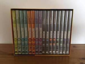 Avengers: Complete Emma Peel Mega Set Midland Swan Area Preview