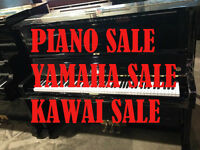 New Stock - Yamaha and Kawai Pianos from mid 80s to 90s!