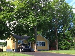 Large home near MUN and Churchill Park - Sept. 1