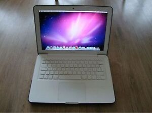 White macbook