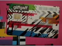 FREE! Giffgaff SIM card with £10 credit (£10 top-up required) East Ham