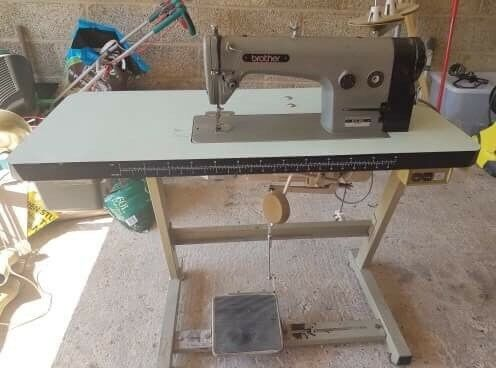 Brother B40MKII Industrial Sewing Machine Recently Serviced In Best Sewing Machine Help Forum