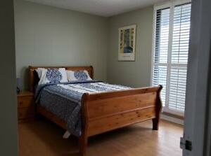 Lovely Furnished Room in Condo (North York/Bathurst-Steeles)