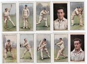 Cricket Card Set