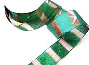 Wired Christmas Ribbon