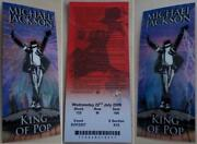 Michael Jackson This Is It Tickets