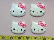 Large Hello Kitty Flatback